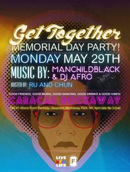 Get Together Caracas Rockaway