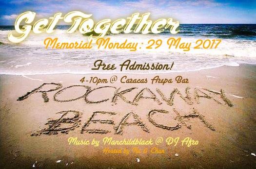 Get Together Flyer Beach v1